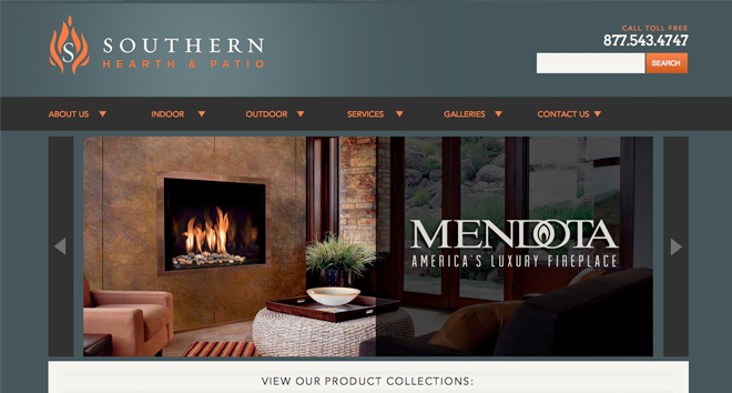Southern Hearth U0026 Patio Is Located In Chattanooga Tennessee. Their Company  Specializes In High End Outdoor Kitchens And Designs.