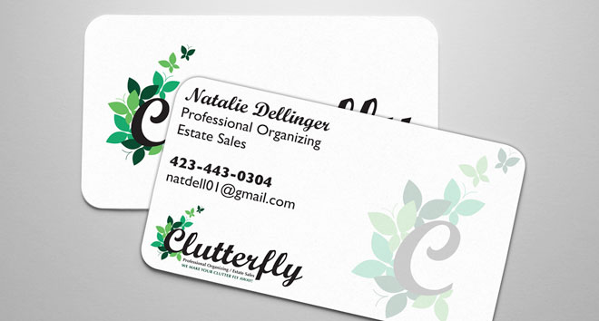 Chattanooga web design company check out our portfolio clutterfly hired interactive id to develop a new logo and business card colourmoves