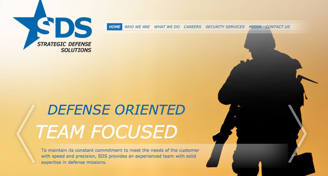 sdefenseswebsitedesign
