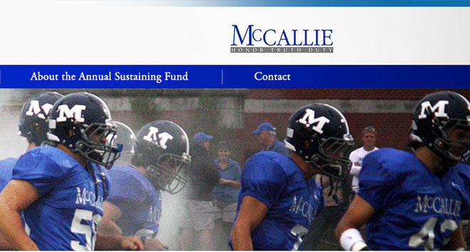 web design chattanooga mccallie1